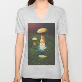 Mr. Gnome Unisex V-Neck