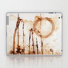 Coffee Stains Laptop & iPad Skin