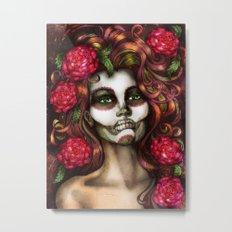 Victoria Rose Metal Print