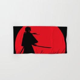 Samurai X Hand & Bath Towel