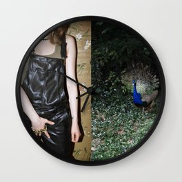 National Geographic Wall Clock