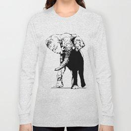 Elephant - M Long Sleeve T-shirt