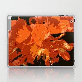 Orange Bush Lily Laptop & iPad Skin