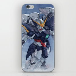 Gundam wing Zero cut ver. iPhone Skin