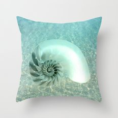 From the Bottom of the Sea Throw Pillow