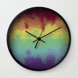 Pride freedom Wall Clock
