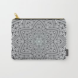 sayagata lotus Carry-All Pouch