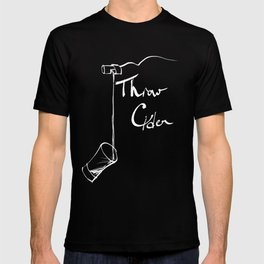 Throw Cider T-shirt