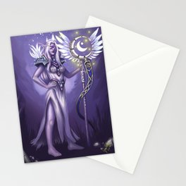 An Elven Noble Stationery Cards
