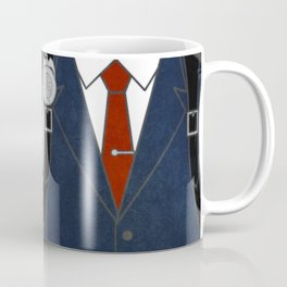 Detective Oda with badge Coffee Mug