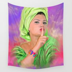 Hushh Wall Tapestry