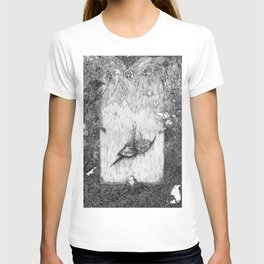 Mad Girl's Love Song  T-shirt