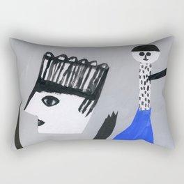 Strange groove Rectangular Pillow