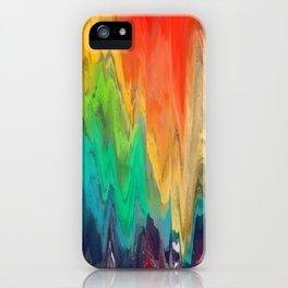 Pixel Sorting 67 iPhone Case