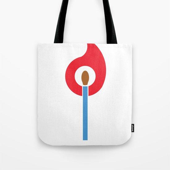 Keep the Flame Tote Bag