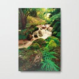 Parque Terra Nostra, Azores Metal Print
