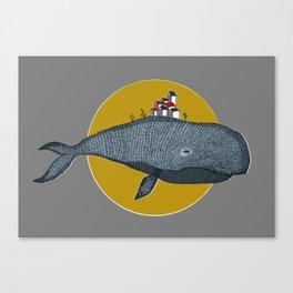 Wale Canvas Print