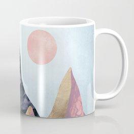 Mauve Peaks Coffee Mug
