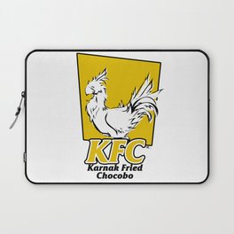 Karnak Fried Chocobo Laptop Sleeve