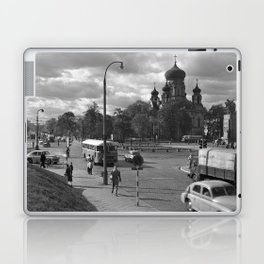 Cathedral of St. Mary Magdalene in Warsaw Laptop & iPad Skin