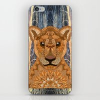 mother iPhone & iPod Skins featuring Mother by ArtLovePassion