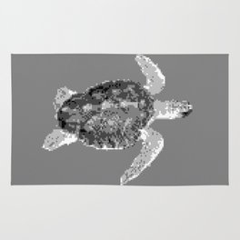 Low-Res Sea Turtle Rug