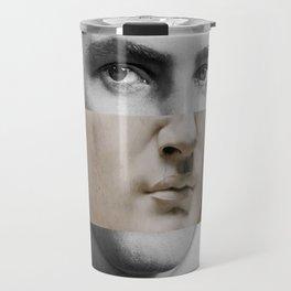 Michelangelo's David & Marlon Brando Travel Mug