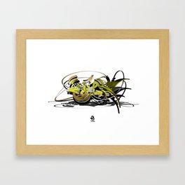"""""""SOUL"""" Framed Art Print"""