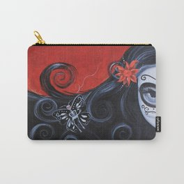 Mariposas, (Butterflies) Carry-All Pouch