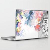creativity Laptop & iPad Skins featuring Creativity by p-antiscians
