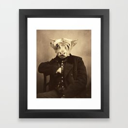 Lulach McCleod Framed Art Print