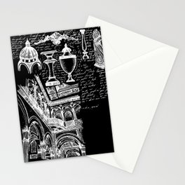 Build Inverted Stationery Cards