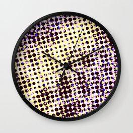 visual illusion No. 1 Wall Clock