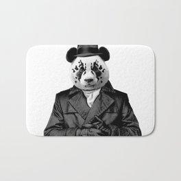 Rorschach Panda Bath Mat