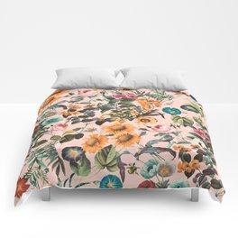 EXOTIC GARDEN XVIII Comforters