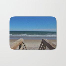 Topsail Beach Bath Mat