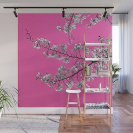 Spring, Cherry Blossom Time Wall Mural