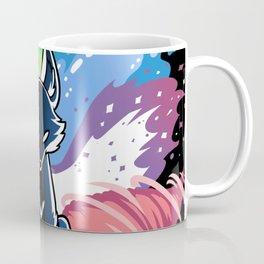 Elemental Kitsune Coffee Mug
