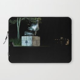 Brazilian Sculpture Museum Laptop Sleeve