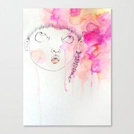 AY x WildHumm 3 Canvas Print