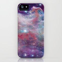 Eagle Nebula Horsehead Nebula Pastel iPhone Case