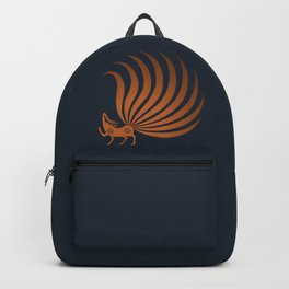 The Fox with Nine Tails Backpack
