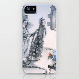 Rapunzel iPhone Case