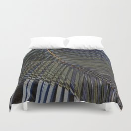 Trippin' Into the Fall Duvet Cover