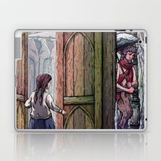 Lucy's Discovery Laptop & iPad Skin