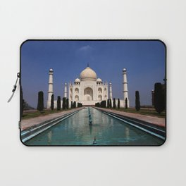 Taj Mahal Agra Indien Laptop Sleeve