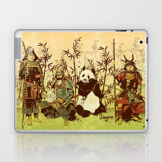 Hanging Out Laptop & iPad Skin