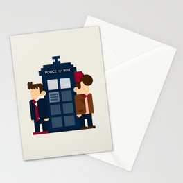 Doctor Who 10th & 11th Stationery Cards