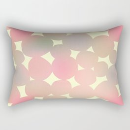 ombre pebbles Rectangular Pillow