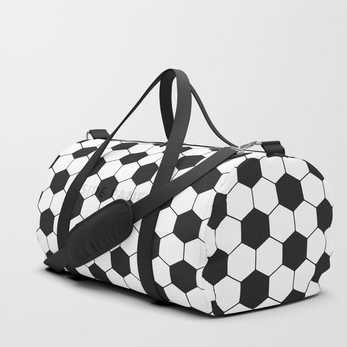 Soccer Ball Pattern Duffle Bag By Mydream